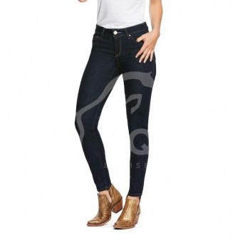 *W* Jeans Ariat Perfect Rise Ultra Strch Sidewinder Skinny 31R rinse