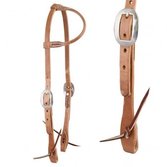 *W* Uzdečka Western Harness One Ear Headstall