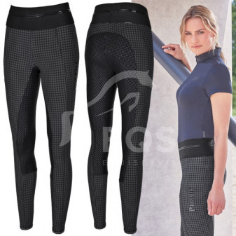 Jeggings Pikeur GIA ATHLEISURE Full Grip 38 hahnentritt
