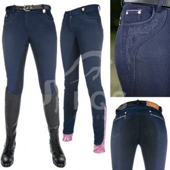 Rajt.HKM LG Queens Denim full seat D20  jeans mod A-50%(2995-1497)