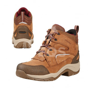 Boty jezdecké Ariat® ATS Telluride II H2O 7,5/ Palm Brown