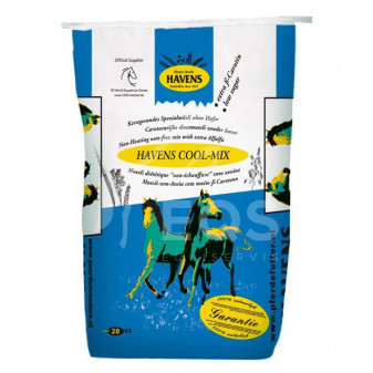 AKCE 5+1 Havens Cool Mix - Müsli without Oats/bez ovsa  20 kg