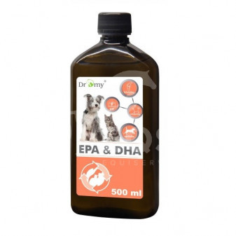 Dromy EPA & DHA oil 500ml
