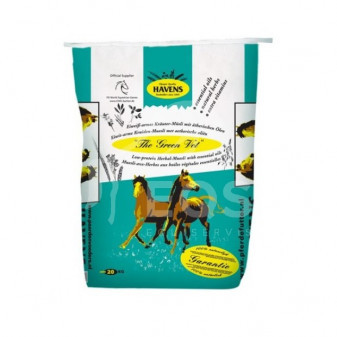 AKCE 4+1 Havens Green Vet Reform Herbal Müsli 20 kg
