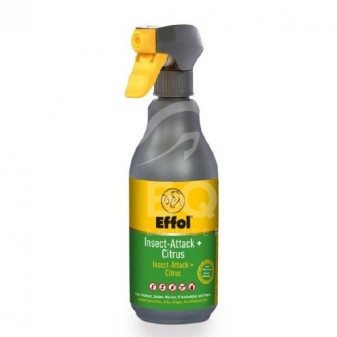 Effol Insect-Attack+Citrus - Repelent proti hmyzu 500ml
