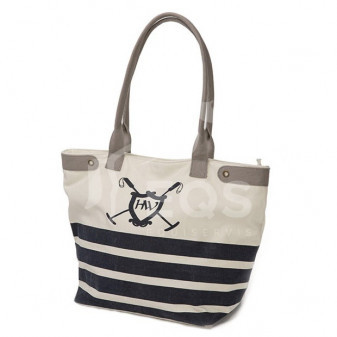 Taška Horseware Nautical CANVAS bílá
